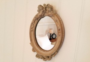 Peppermint Cottage Mirror